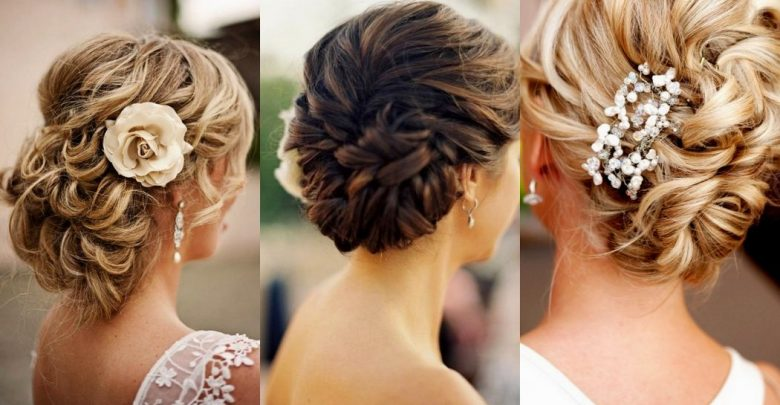 Photo of 12 Wedding Day Killer Hairstyles for Curly Hair