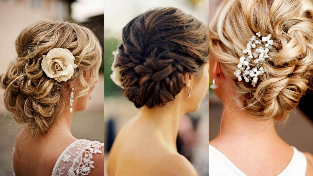 12 Wedding Day Killer Hairstyles For Curly Hair