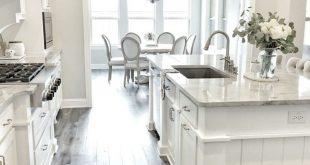 Top 10 Best White Bright Kitchen Design Ideas