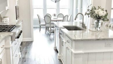 Photo of Top 10 Best White Bright Kitchen Design Ideas