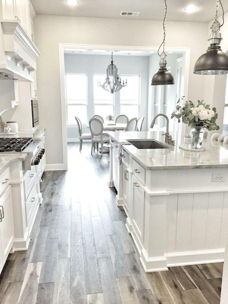 top 10 best white bright kitchen design ideasBright Kitchen Ideas #3