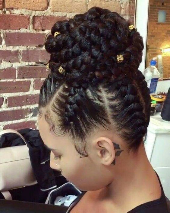 word-image-4 +15 Fabulous Braid Hairstyles.... From Wild To Amazing