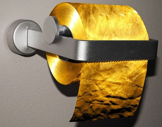 22-carat-gold-toilet-paper-675x530 Top 10 Unusual Luxury Products
