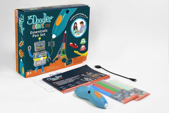 3Doodler-Start-3D-Printing-Pen-675x450 Top 10 Best Selling Christmas Products in 2018