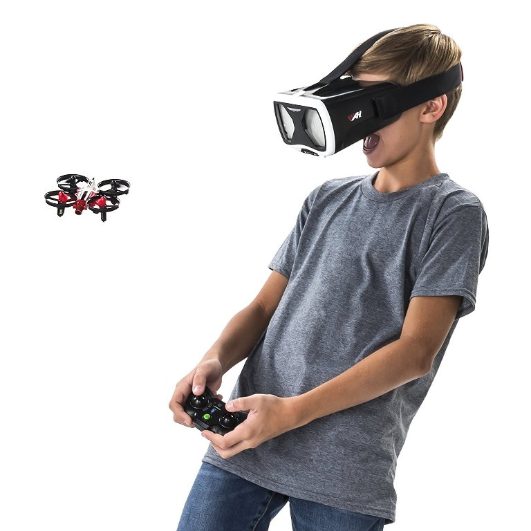 Air-Hogs-DR1-FPV-Race-Drone-1 40+ Hottest Christmas Toys Your Kids Really Want in 2021