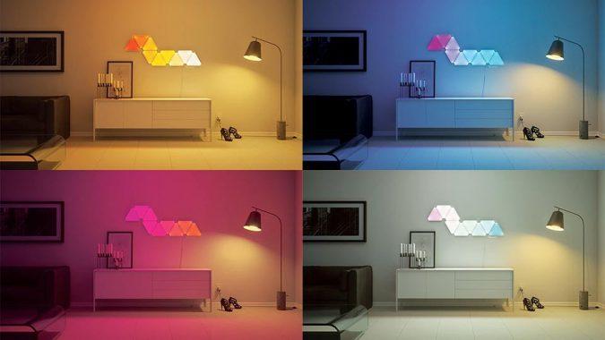 Aurora-Smart-Lighting-Panels-1-675x380 Top 10 Unique Lighting Products Trending in 2020