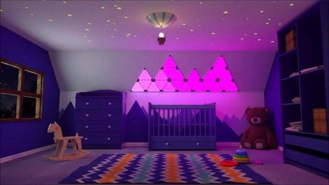 Aurora-Smart-Lighting-Panels-2-675x380 Top 10 Unique Lighting Products Trending in 2018