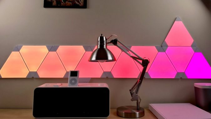 Aurora-Smart-Lighting-Panels-675x380 Top 10 Unique Lighting Products Trending in 2018