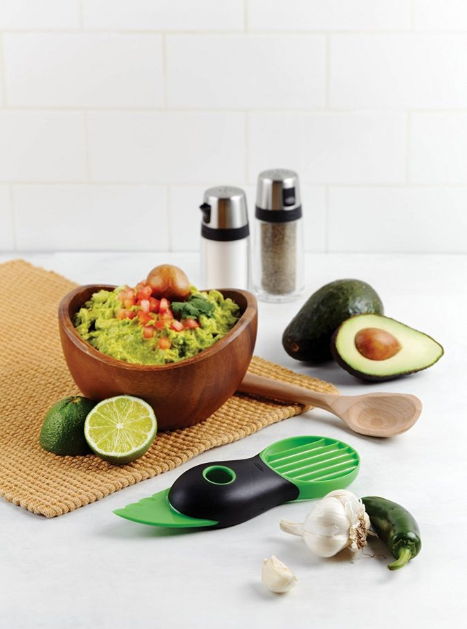Avocado-Slicer-675x909 Top 10 Unusual Kitchen Products Coming in 2018