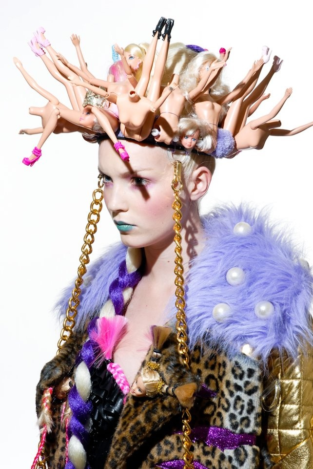 Barbie-Headpiece-tiara Top 10 Unusual Hair Products to Use in 2020