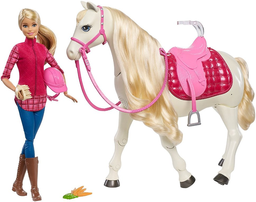 Barbie-dream-horse 40+ Hottest Christmas Toys Your Kids Really Want in 2021