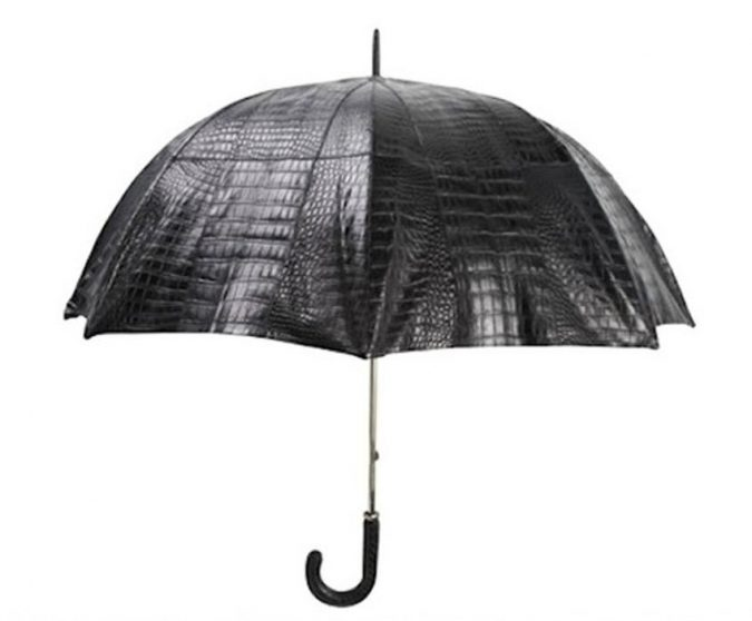 Billionaire-Couture-Umbrella-2-675x558 Top 10 Unusual Luxury Products