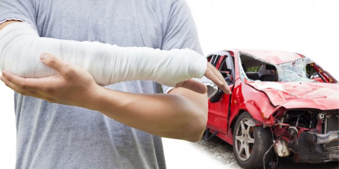 Dealing with the Aftermath of a Serious Car Crash
