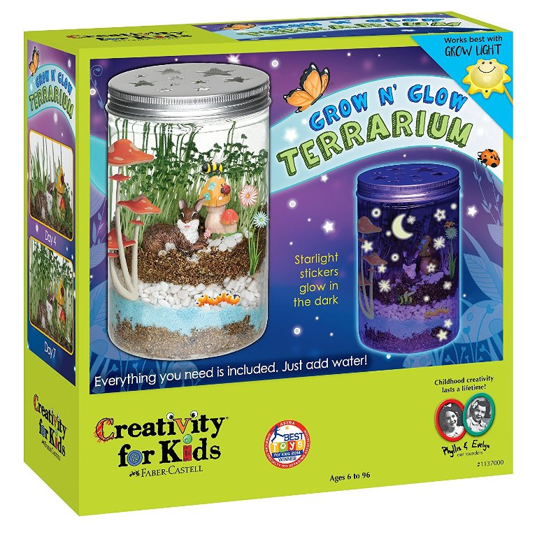 Creativity-for-Kids-Grow-terrarium 40+ Hottest Christmas Toys Your Kids Really Want in 2018