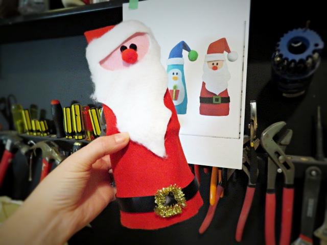 Felt-Santa-Tree-Topper 7 Top Upcoming Christmas Decoration Ideas 2020