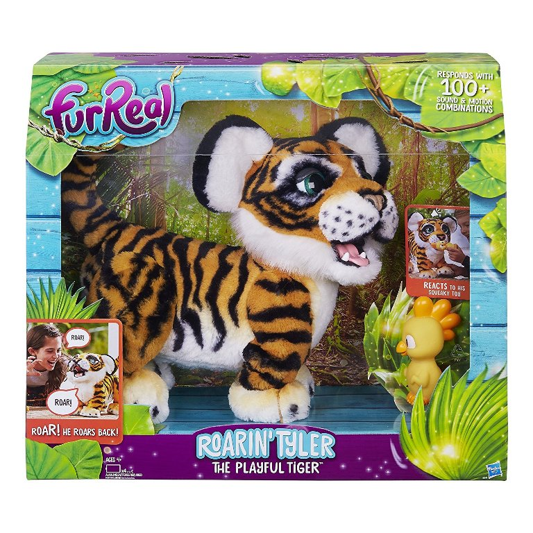 FurReal-Roarin 40+ Hottest Christmas Toys Your Kids Really Want in 2021