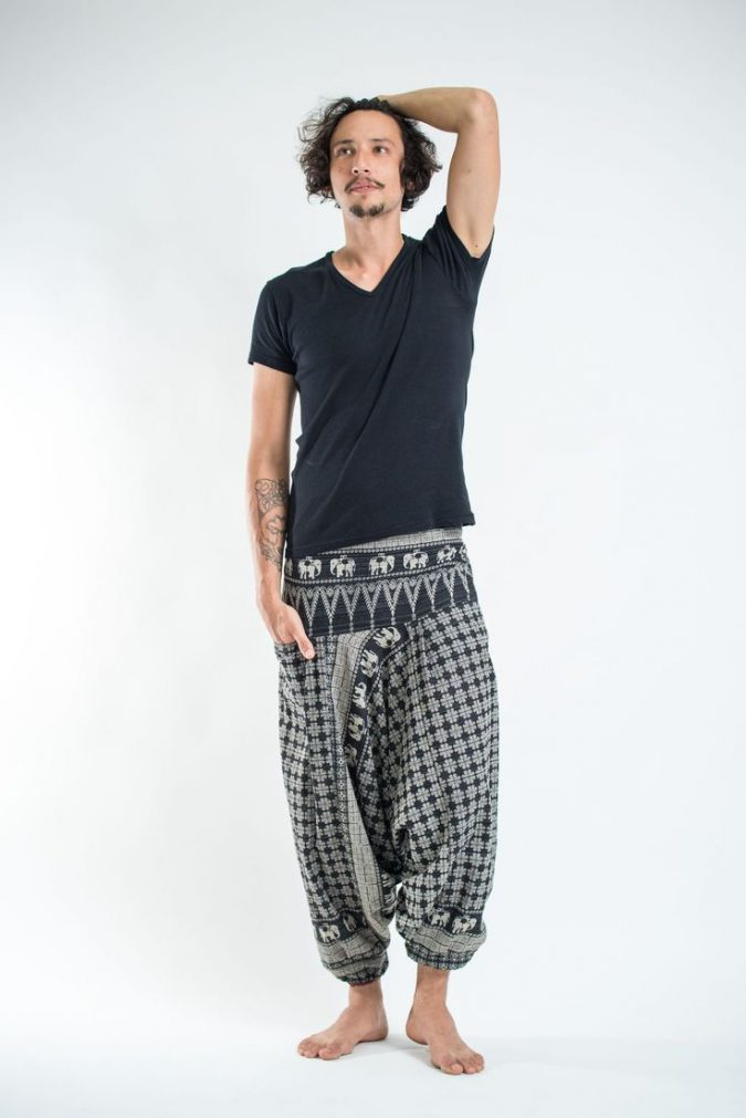 Harem-pants-for-men-675x1011 Know What's In and Out in the Fashion World