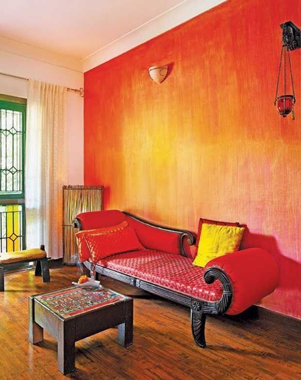 Indian-colors-Indian-interior-design Top 5 Indian Interior Design Trends for 2020