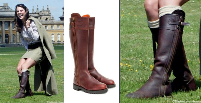 Kate-Medilton-wearing-riding-boots-675x347 Know What's In and Out in the Fashion World