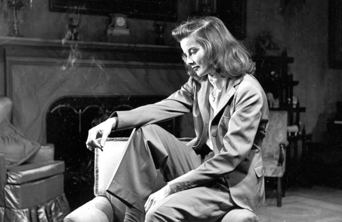 Katharine-Hepburn-menswear-blazer-675x438 Know What's In and Out in the Fashion World