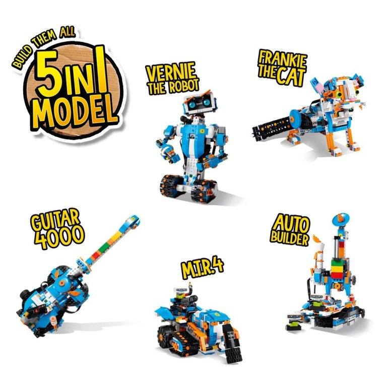 LEGO-Boost-Creative-Toolbox-17101 40+ Hottest Christmas Toys Your Kids Really Want in 2021