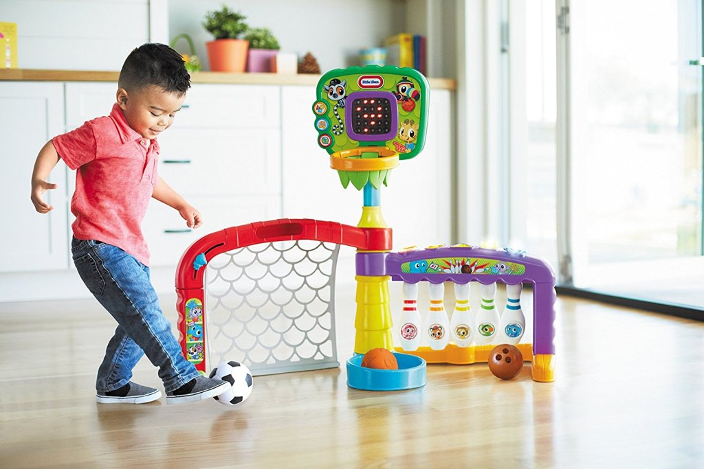 Little-Tikes-3-in-1-Sports-Zone 40+ Hottest Christmas Toys Your Kids Really Want in 2021