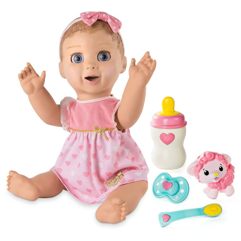 Luvabella-1 40+ Hottest Christmas Toys Your Kids Really Want in 2021