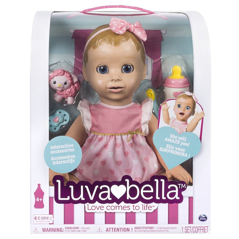 Luvabella 40+ Hottest Christmas Toys Your Kids Really Want in 2018