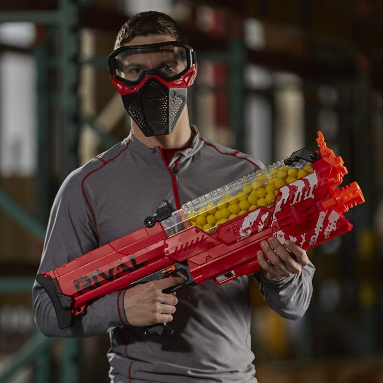 NERF-Rival-Nemesis-MXVII 40+ Hottest Christmas Toys Your Kids Really Want in 2021