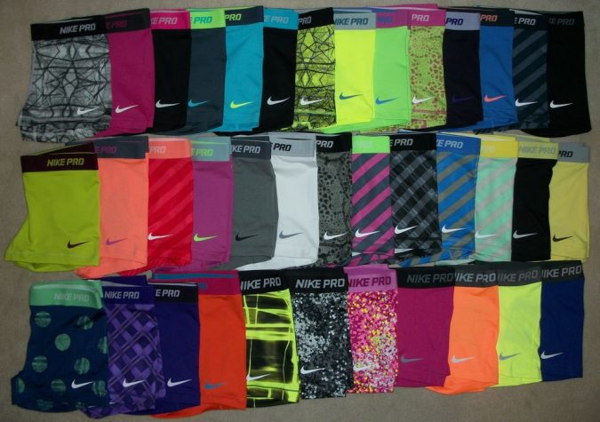 Nike-Pro-Shorts-675x475 Top 10 Best Selling Yoga Products in 2018