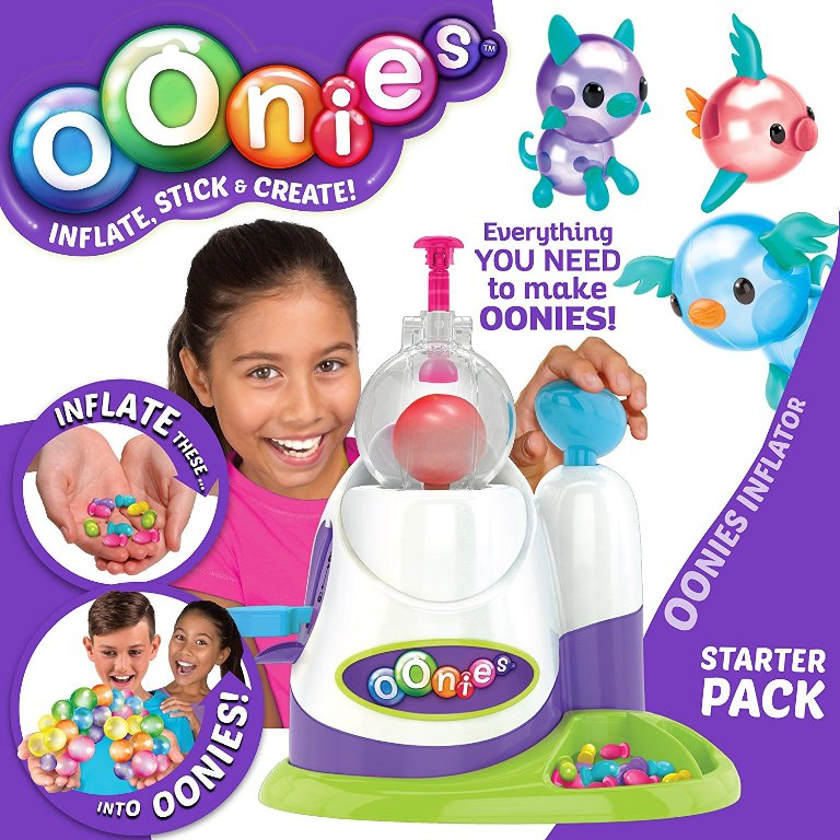 Oonies-Mega-Starter-Pack 40+ Hottest Christmas Toys Your Kids Really Want in 2018