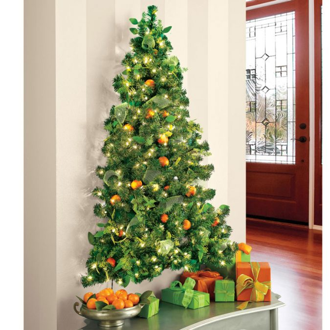 Paper-Christmas-Tree-2-675x675 7 Top Upcoming Christmas Decoration Ideas 2018