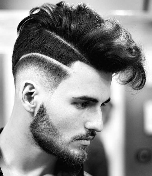 Posh-Mohawk-Hairstyle-for-Men 7 Crazy Curly Hairstyles for Black Men in 2018
