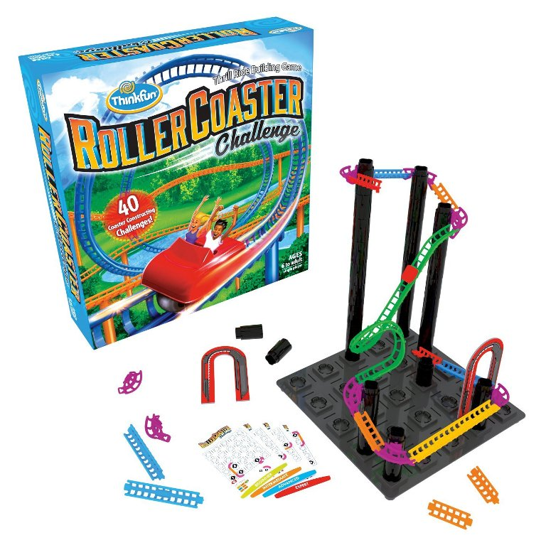 Roller-Coaster-Challenge 40+ Hottest Christmas Toys Your Kids Really Want in 2021