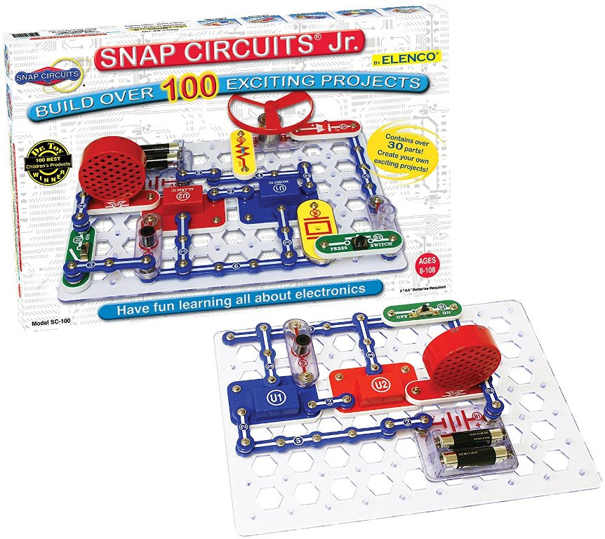 Snap-Circuits 40+ Hottest Christmas Toys Your Kids Really Want in 2018