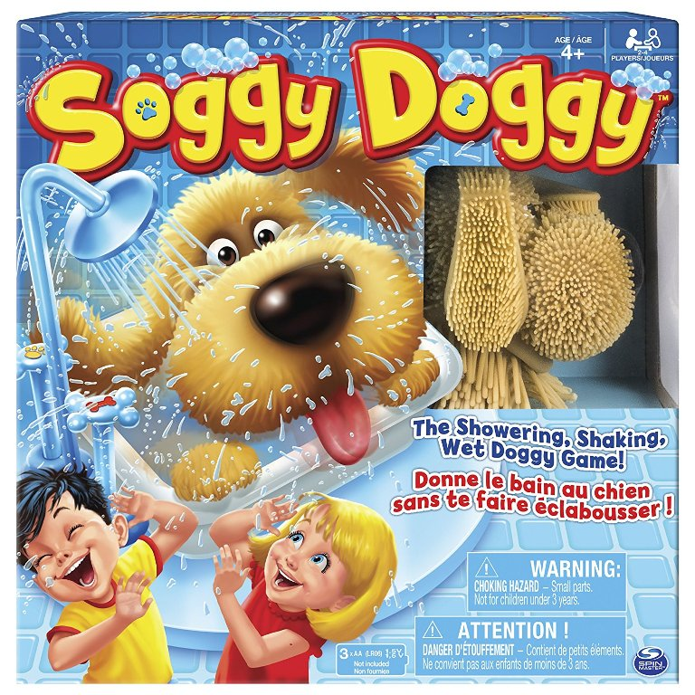 Soggy-Doggy-Board-Game 40+ Hottest Christmas Toys Your Kids Really Want in 2018