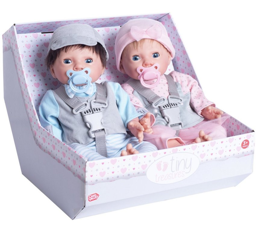 Tiny-treasures-twin-set-dolls 40+ Hottest Christmas Toys Your Kids Really Want in 2021