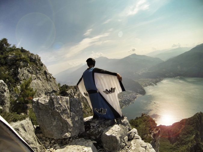 WingSuit-flying-675x506 History of Skydiving: The Ultimate Thrill