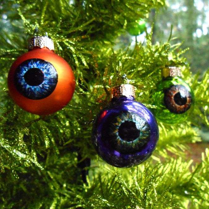 Zombie-Christmas-Ornaments-2-675x675 7 Top Upcoming Christmas Decoration Ideas 2020