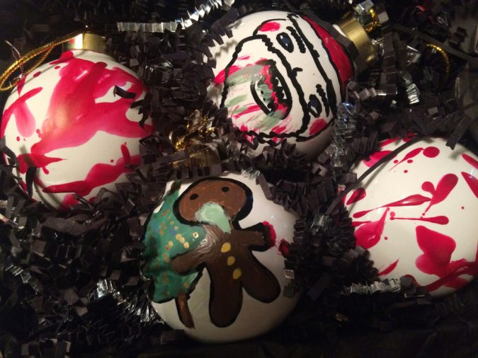Zombie-Christmas-Ornaments-675x506 7 Top Upcoming Christmas Decoration Ideas 2020