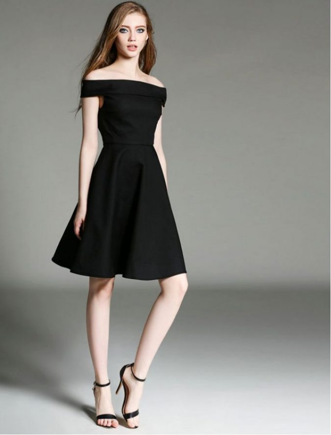 audrey-hepburn-inspired-little-black-dress-675x886 Know What's In and Out in the Fashion World