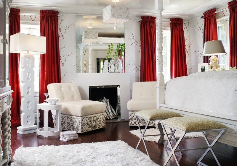 catchy-prints-and-patterns-15 7 Luxurious Blackout Curtain Ideas That Will Turn Your Window into a Piece of Art