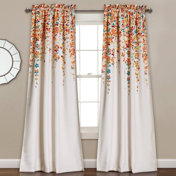 catchy-prints-and-patterns-4 7 Luxurious Blackout Curtain Ideas That Will Turn Your Window into a Piece of Art