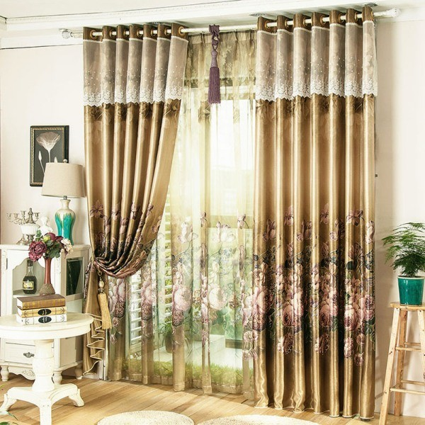 catchy-prints-and-patterns-5 7 Luxurious Blackout Curtain Ideas That Will Turn Your Window into a Piece of Art