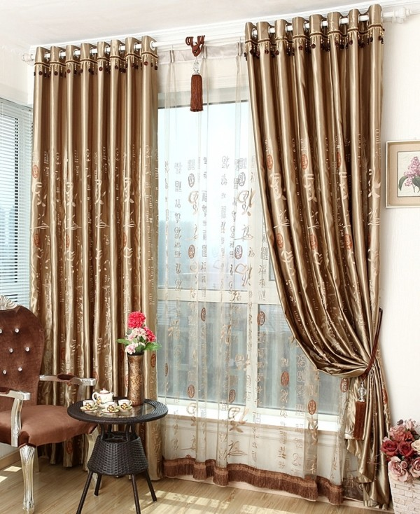 catchy-prints-and-patterns 7 Luxurious Blackout Curtain Ideas That Will Turn Your Window into a Piece of Art