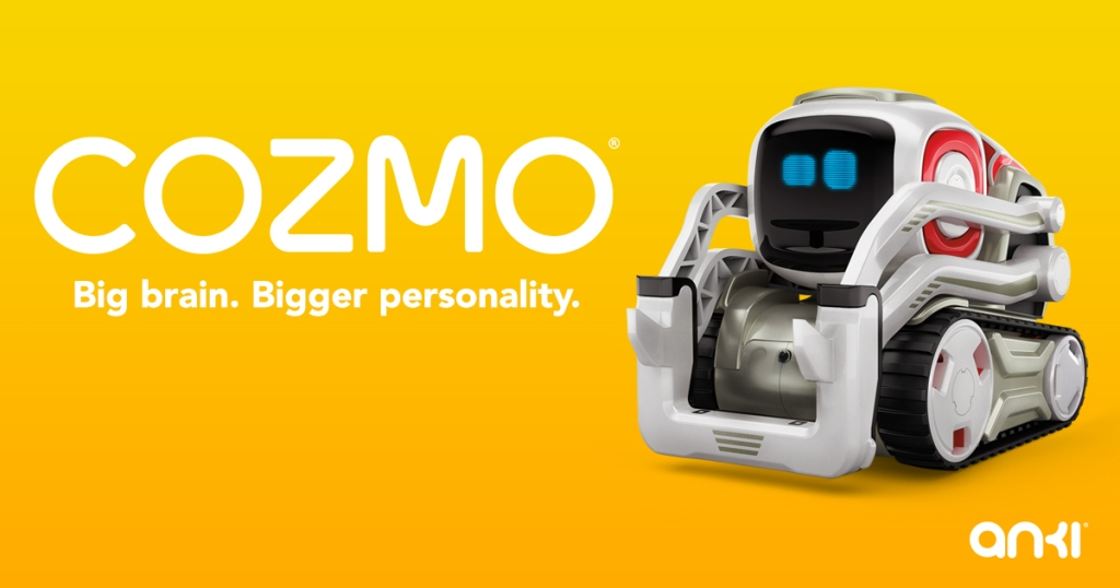 cozmo 40+ Hottest Christmas Toys Your Kids Really Want in 2018