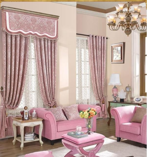 crystals-and-beads-6 7 Luxurious Blackout Curtain Ideas That Will Turn Your Window into a Piece of Art