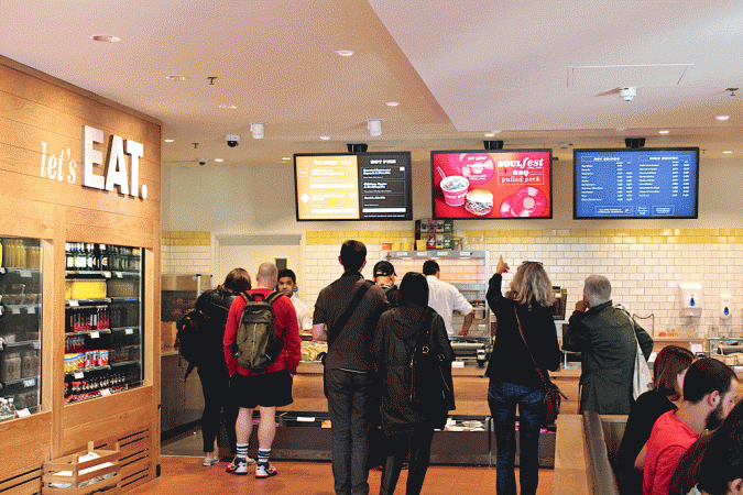 digital-signage-eat-web-675x450 7 Reasons Digital Signage Gets Your Business More Customers