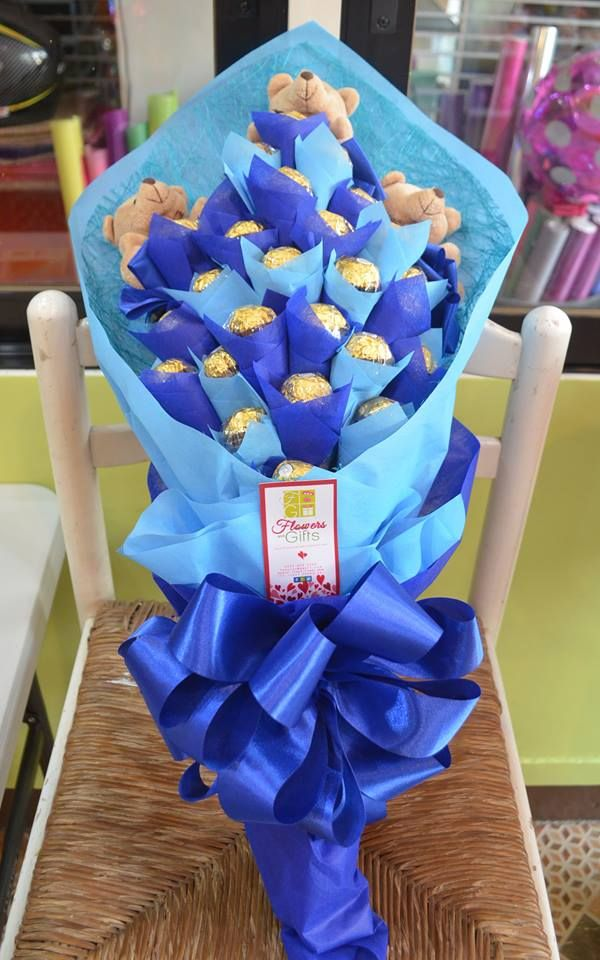 diy-chocolate-bouquet-gift 15 Best Things to Consider Before Presenting a Gift