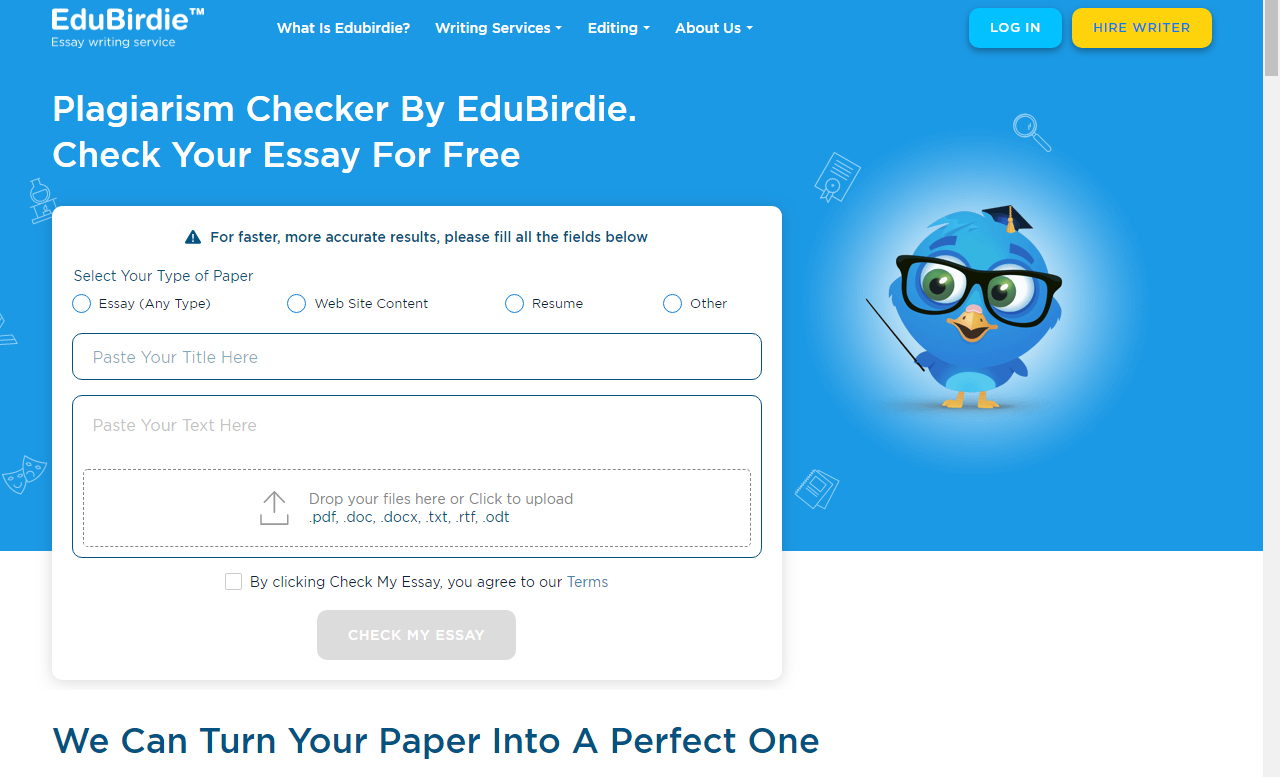 edubirdie 10 Best Proofreading Tools for Content Marketing Strategy